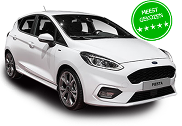Configureer nu je Ford Fiesta